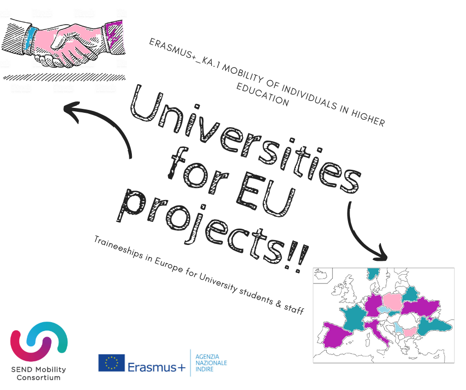 Universities for Eu projects
