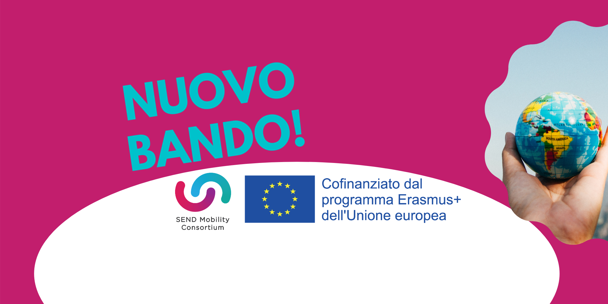 BE PART OF SOCIAL INNOVATION! Nuovo bando Consorzio SEND