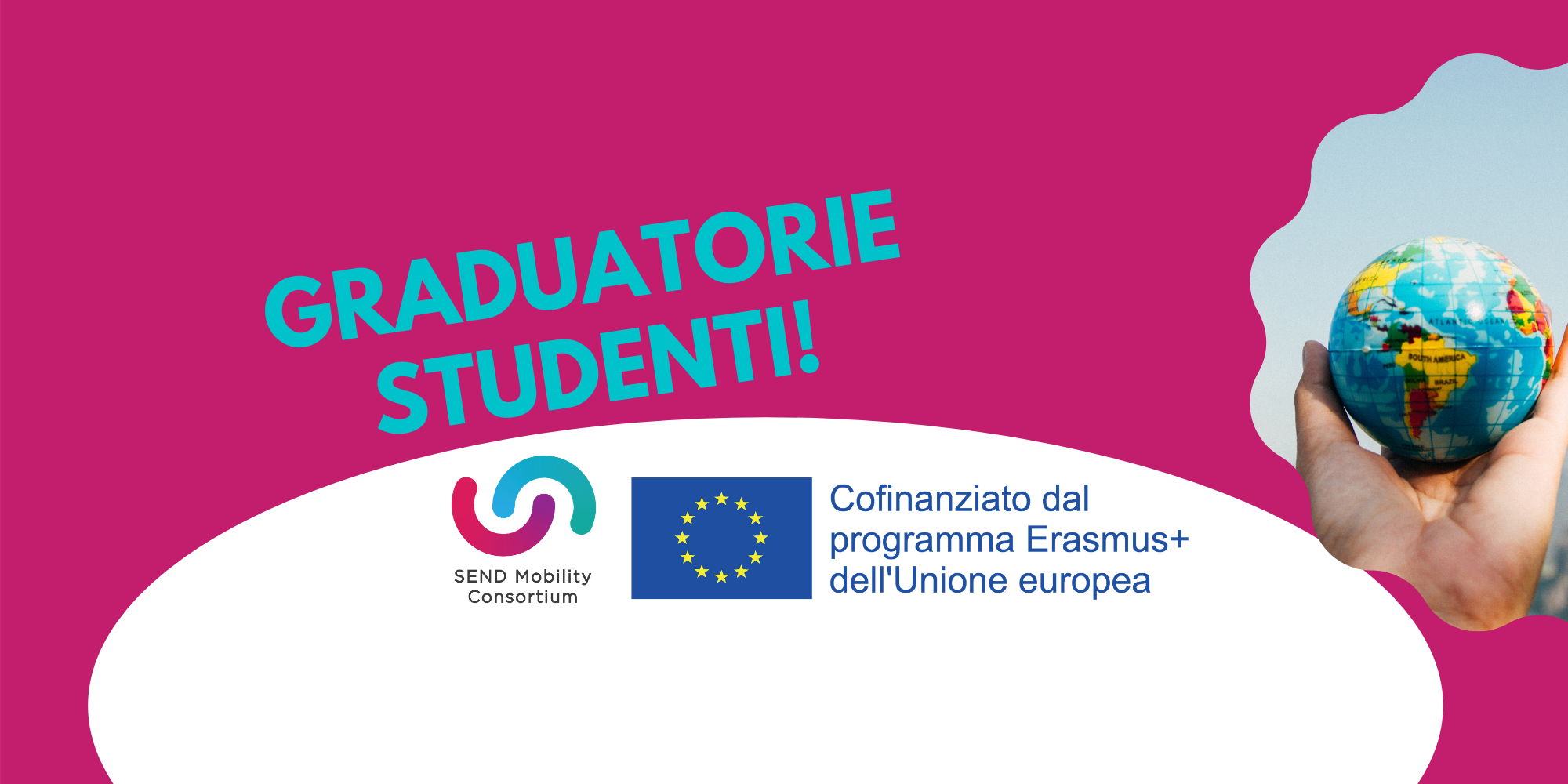 Graduatorie STUDENTI Bando Universities I^Edizione a.a.2020-2021 NOVITA' SCORRIMENTI